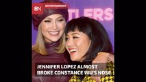 Constance Wu And Her Almost Broken Nose