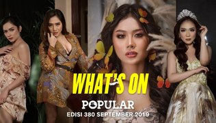 What's On POPULAR September 2019 | Wild Wild Life