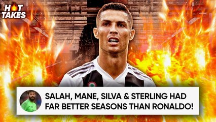 Cristiano Ronaldo Is Not In The World's Top 3 Players Because...  #HotTakes