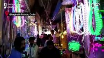 Slowdown Hits Bhagirath Palace In Delhi