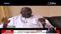 """QUAND CISSE LÔ DEBALLAIT:  """"Ce sont des autorités qui vendent et introduisent la drogue au Sénégal"""""""