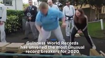 Watch: Guinness World Records reveals fastest garden shed