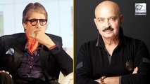 Birthday Special: Here's Why Rakesh Roshan Never Worked With Amitabh Bachchan