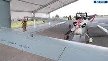Les drones de l'armée veillent sur la mer du Nord