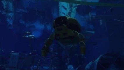 Aquanaut,  un robot à la manière d'un Transformer  ⚙️