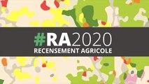 Le recensement agricole en 47 secondes