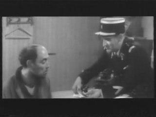 Louis de Funès :  le Gendarme en noir et blanc