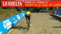 Puerto de la Cruz de Usaño - Étape 13 / Stage 13 | La Vuelta 19