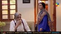 Ishq Zahe Naseeb Episode #12 HUM TV Drama 6 September 2019