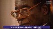 Consider This: Robert Mugabe's Mixed Legacy