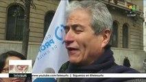 Temas del Día: Chile: Brutal represión en protestas contra Piñera