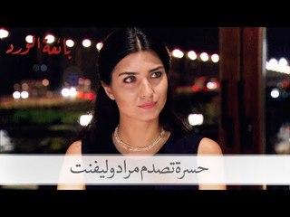 حسرة تصدم مراد وليفنت بقرارها  بائعة الورد الحلقة 32