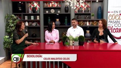 """Sexología"" Celos malditos celos - Nex Panamá"