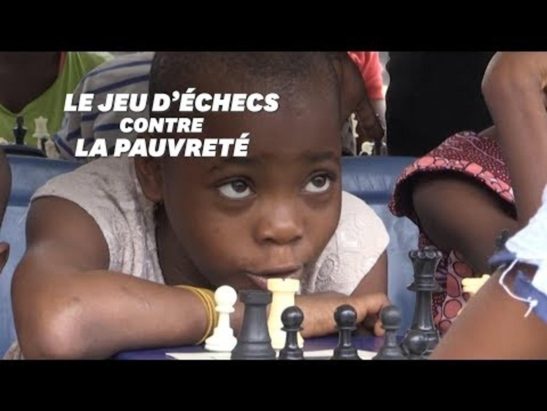 Ce club d'échecs nigérian sauve les enfants des bidonvilles
