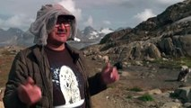 In Greenland village, shorter winters cast doubts over dog sledding