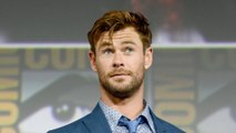 Chris Hemsworth est très inquiet pour sa chienne