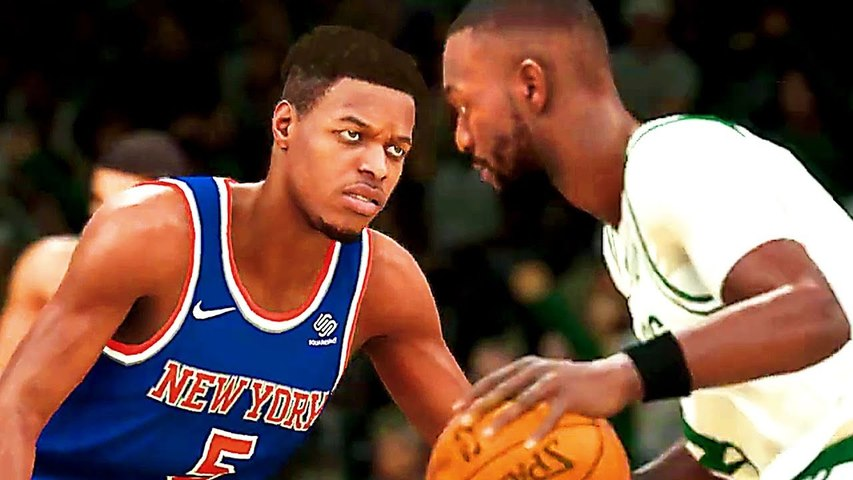 NBA 2K20 Nouvelle Bande Annonce de Gameplay (2019) PS4 _ Xbox One _ PC