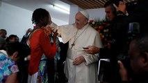 """Au Mozambique, le pape François appelle à poursuivre sur la voie de la """"réconciliation"""""""