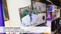 Mugabe from Zimbabwean liberation to oppression