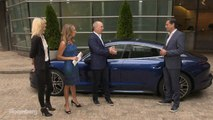 Porsche North America CEO on New Taycan Turbo, Electric Vehicle Market