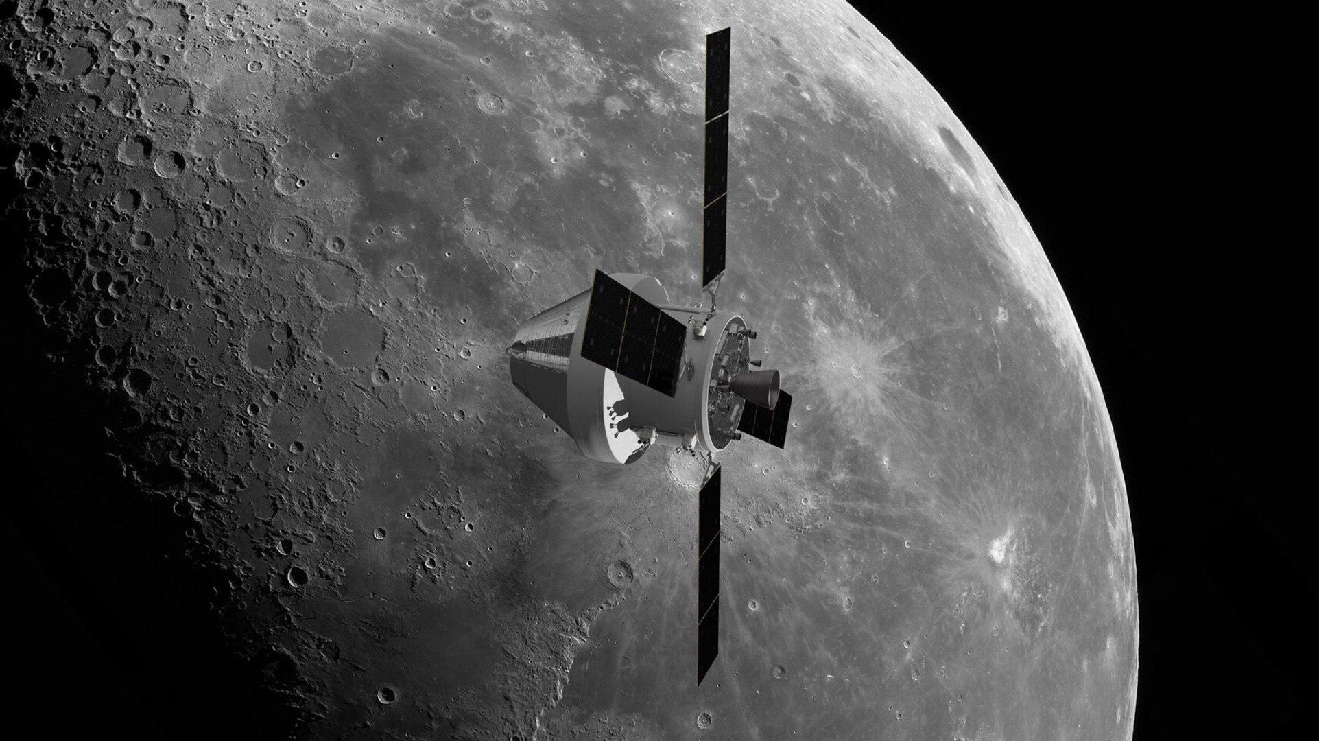 Chandrayaan-2 Inches Closer Towards Moon's South Pole
