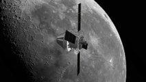 Chandrayaan-2 Inches Closer Towards Moon's South Pole