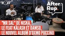 "AFTER RAP : ""Mr Sal"" de Niska, le feat Kalash et Damso, l'album d'Oxmo Puccino"