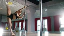J.Lo's Pole dancing Creates Latest Fitness Trend