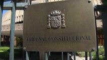 El TC admite los recursos contra las leyes de abusos policiales