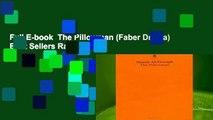 Full E-book  The Pillowman (Faber Drama)  Best Sellers Rank : #2