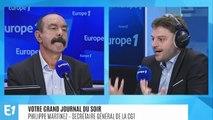 """Réforme des retraites : """"on pourra changer une virgule ou un point"""", déplore Philippe Martinez"""