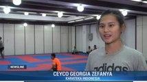 Ceyco, Karateka Muda Andalan Indonesia di SEA Games 2019