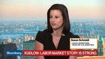 'Goldilocks' Jobs Report Reinforces Fed Will Cut Rates at Next Meeting, Aviva's Schmidt Says