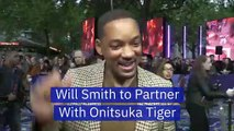 Will Smith to Partner With Onitsuka Tiger