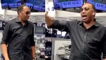 Stephen A Smith STORMS Into A Dallas Store To EPICALLY Troll Cowboys Fans