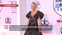 Rita Ora's Record Label Legal Battle