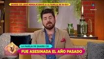 ¿Sergio Defassio quiso demandar a Jesús Ochoa por agresiones?