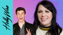 K.Flay Picks Shawn Mendes Over Brad Pitt And Knows The SOLUTION To A Broken Heart!