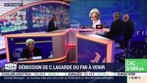 Les insiders: Démission de Christine Lagarde du FMI à venir - 06/09