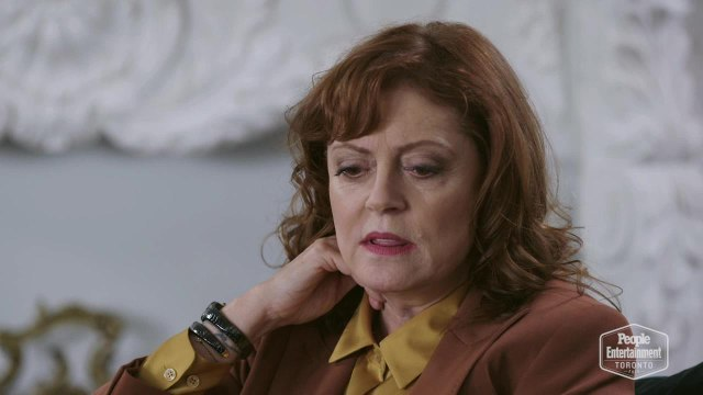 Susan Sarandon Compares Her 'Blackbird' Role to 'Stepmom': 'I'm Only Offered Films Where I'm Either Dying or Helping Someone Die'