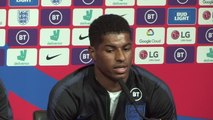 'Things are going backwards' - Rashford opens up on racist abuse
