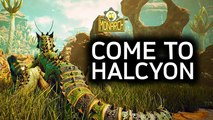 The Outer Worlds - Come to Halcyon Trailer | Official Xbox Game (2019) HD