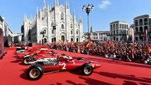 Ferrari fête ses 90 ans à Milan