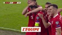 Tous les buts deGalles-Azerbaïdjan - Foot - Qualif. Euro 2020