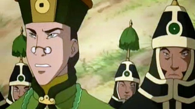 Avatar The Last Airbender S02E18 - The Earth King