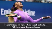 US Open - Williams battue par Andreescu en finale