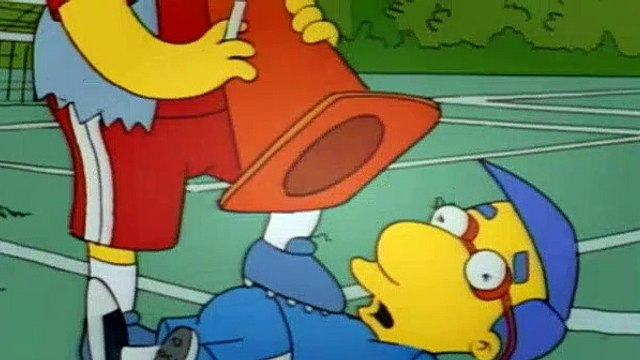 The Simpsons Season 4 Episode 14 - Brother From The Same Planet