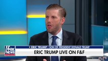 Eric Trump Blasted For Going After Washington Post Reporter On Twitter