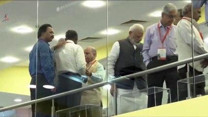 India pierde el contacto con la misión lunar Chandrayaan 2