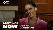 Dancer Jenna Johnson shares how she initially got into dancing